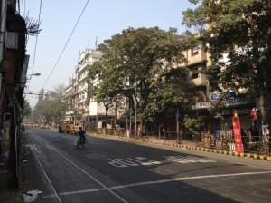 Madan Street, Calcutta