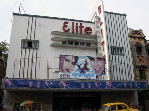 Elite Cinema, Kolkata. Image Courtesy: Atreyee Gupta